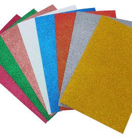Glitter Eva Foam (5 Sheets)