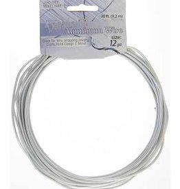 Aluminum Wire 30 Feet 12 Guage