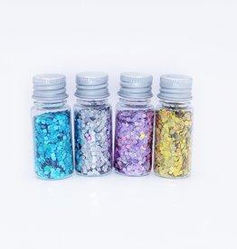 Glitter Bottle Coarse Assorted