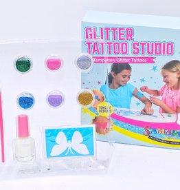 Temporary Glitter Tattoos