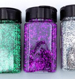 Glitter Bottles (2mm x 2mm) 150 gram