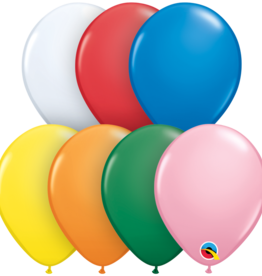 Qualatex Standard Balloons 5 Inch (100 pieces)