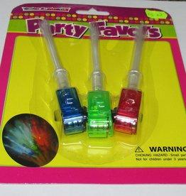 Party Favors, Laser Fingers Assorted Colours