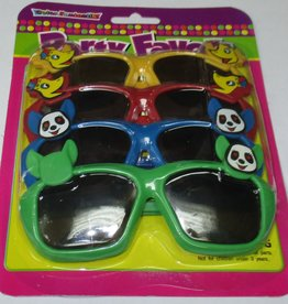 Party Favors, Assorted Sun Glasses Multi-coloured