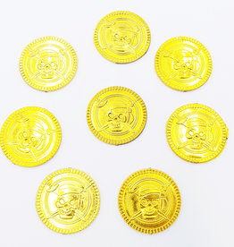 Party Favors - Golden Treasure Coins