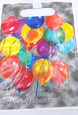 10 Party Loots Bag - Balloon Print