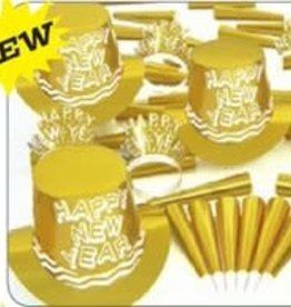 Gold Wave Party Kit (for 50 people)