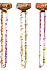 Skeleton Head & Bones Necklace (2 Peces)