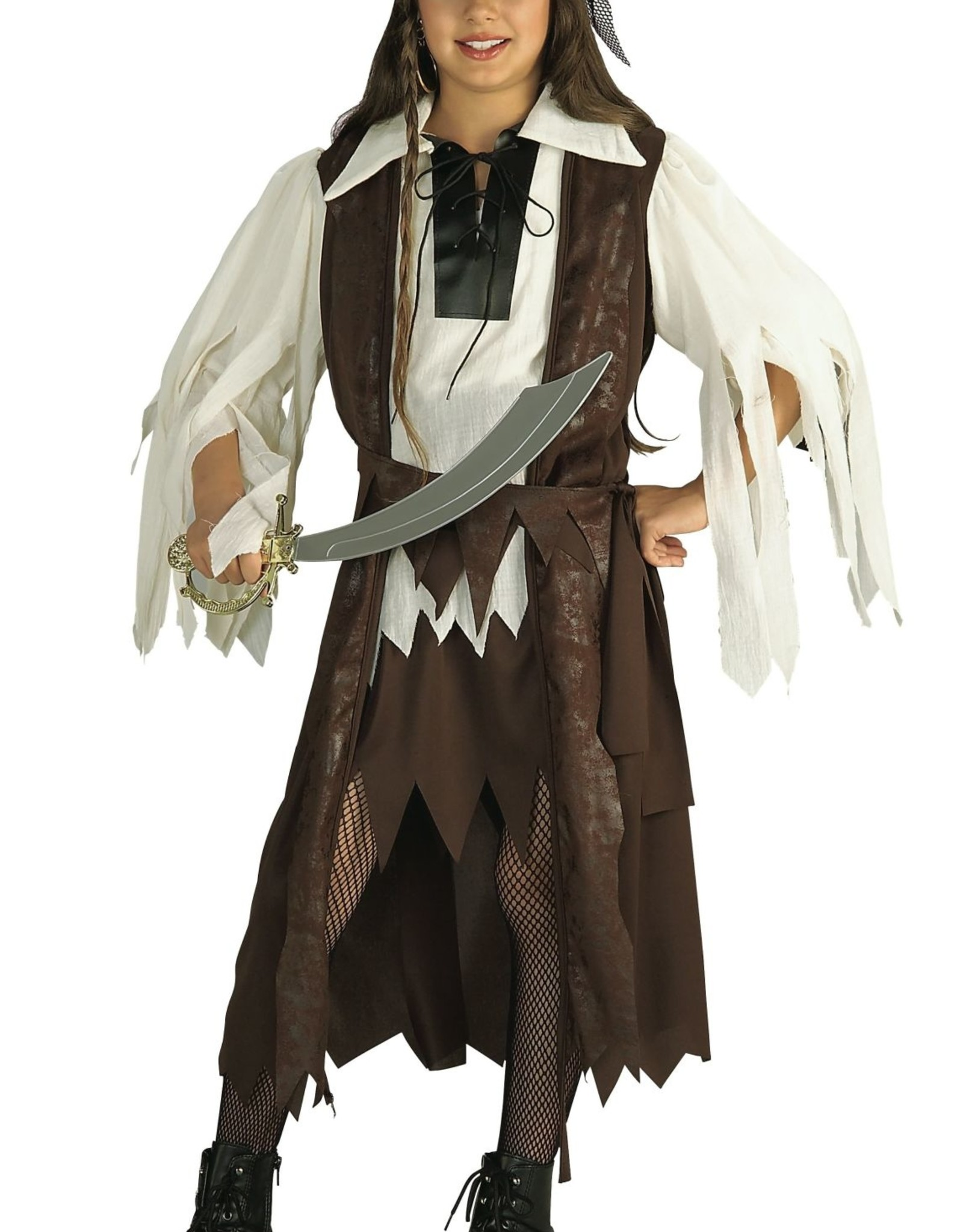 Caribbean Pirate Queen Costume
