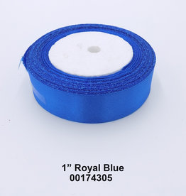 Satin Ribbon 1 Inch Roll 25yds
