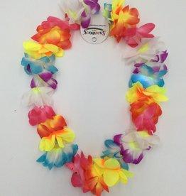 Luau Flower Leis W/ Lights