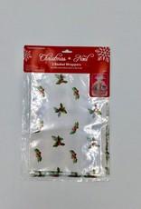 Christmas Basket Wrapper 2CT