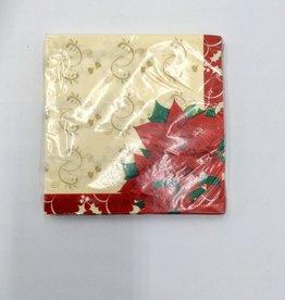 "Christmas Napkin 2-Ply 10""x10"""