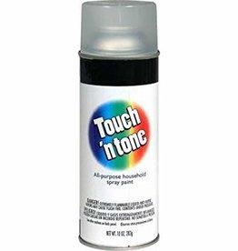 Touch n Tone Spray Paint 10oz Clear Acrylic