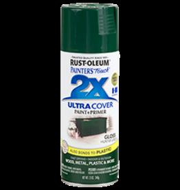 Rustoleum 2X Ultra Cover Gloss Spray Paint 12oz Hunter Green
