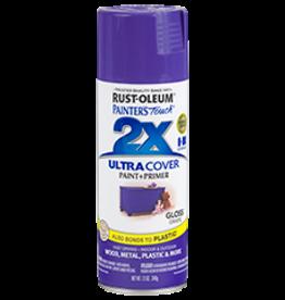 Rustoleum 2X Ultra Cover Gloss Spray Paint 12oz Grape