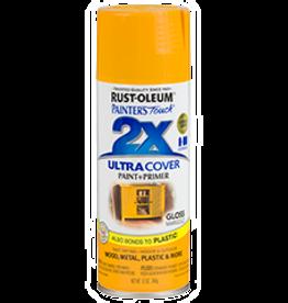 Rustoleum 2X Ultra Cover Gloss Spray Paint 12oz Marigold
