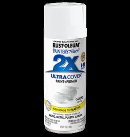 Rustoleum 2X Ultra Cover Gloss Spray Paint 12oz White