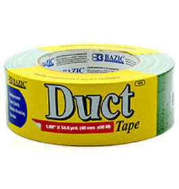 """Duct Tape  Green 1.88"""" x 60 yards"""