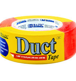"""Duct Tape  Red 1.88"""" x 60 yards"""