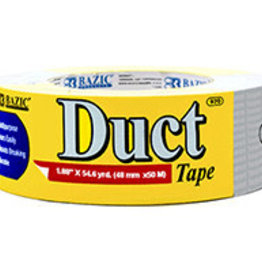"""Duct Tape  Silver 1.88"""" x 60 yards"""