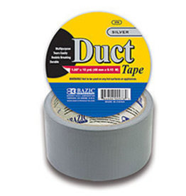 """Duct Tape  Silver 1.89"""" x 10 yards"""