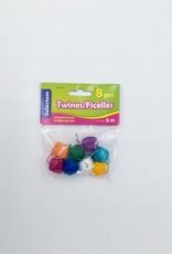 Selectum 8 Pk Mini Twines Asst Colours (6 Meters X 8)