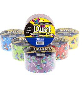 """Duct Tape  Butterfly Series 1.88"""" x 5 yards"""