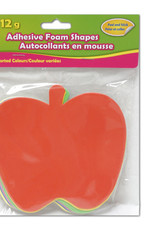Adhesive Foam Shapes  14 cm Apple