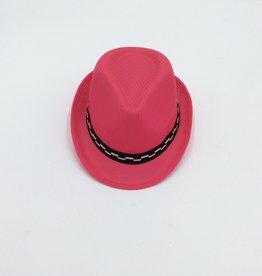 Kids Fedora Hat Tweed