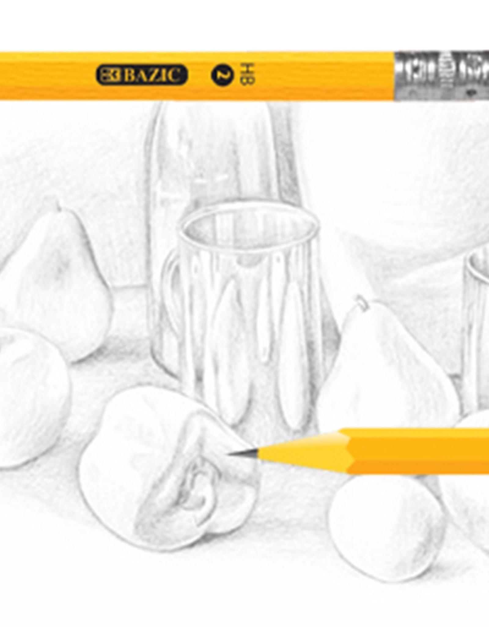 #2 Yellow Pencil