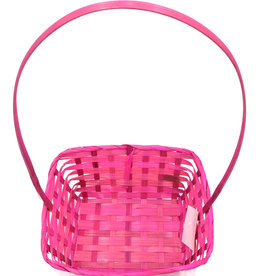 Easter Basket w/ Handle Rectangle