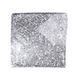Resin Sew-on Glitter Stone 25mm Square