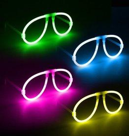 Glow Eye-Glasses, Asst Colors