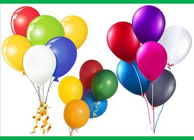 Latex Helium Quality Balloons