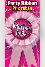 Award Ribbon  Mother to be