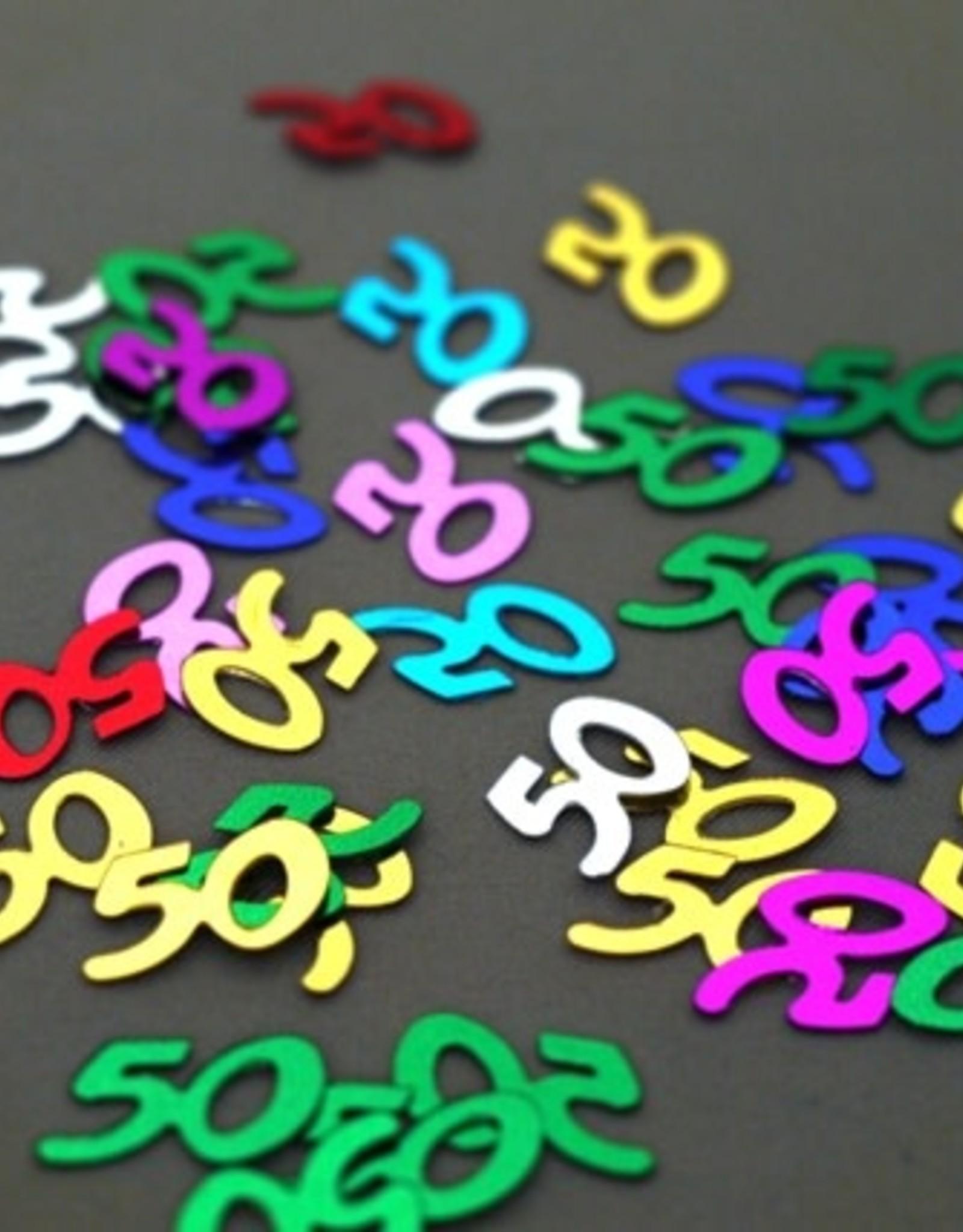 Confetti # 50 Multi