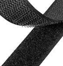 Velcro Non-Adhesive 5/8 Inch Black (Yard)