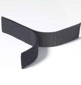 Velcro Non-Adhesive 1 1/2 Inch Black (Yard)