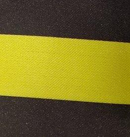 Satin Striped - Yellow & Black
