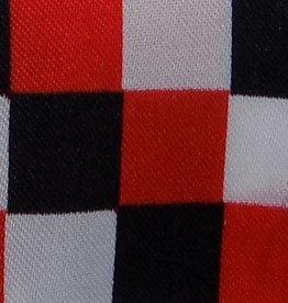 Satin Checkered - Trinidad