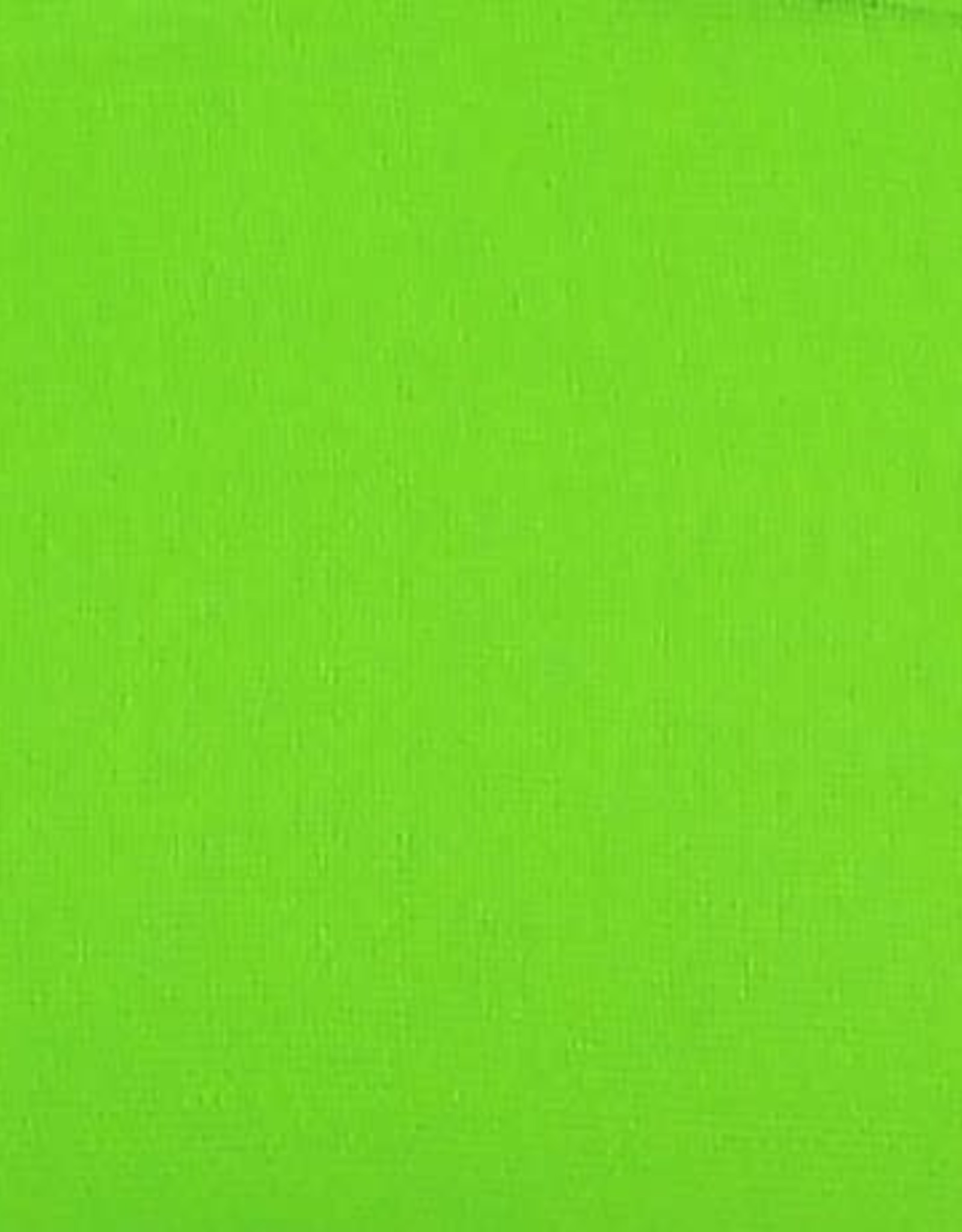 Chiffon 58 - 60 Inches Lime Green (Yard)