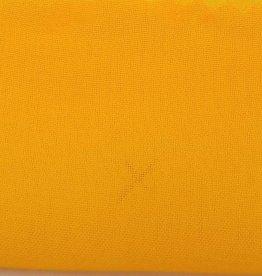 Chiffon 58 - 60 Inches Dark Yellow (Yard)