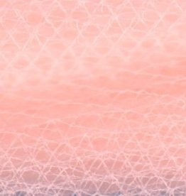 Tulle 108 Inches  Peach