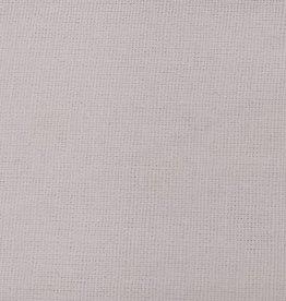 Poplin Cotton 34 - 36 Inches White