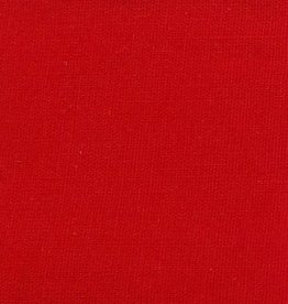 Poplin Cotton 34 - 36 Inches Red