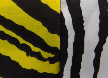 Zebra Print 58-60 Inches