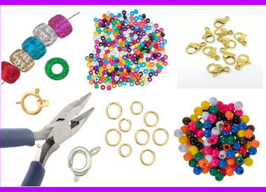 Beads and Jewelry Supplies