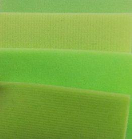 Nylon Suedette (Sale) Neon Lime