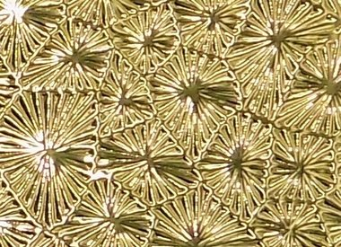 Pattern Fandango Leatherette